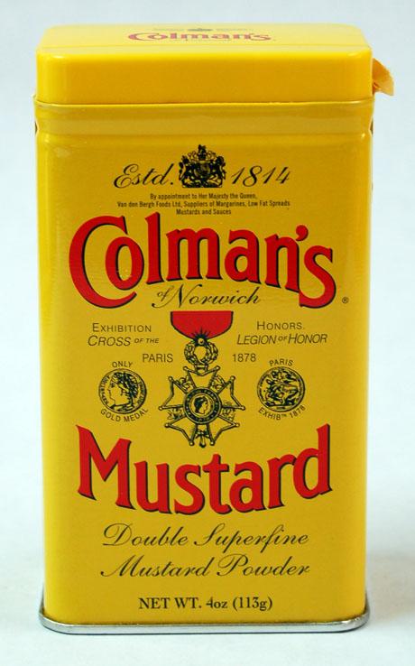 Colmans Sinappijauhe